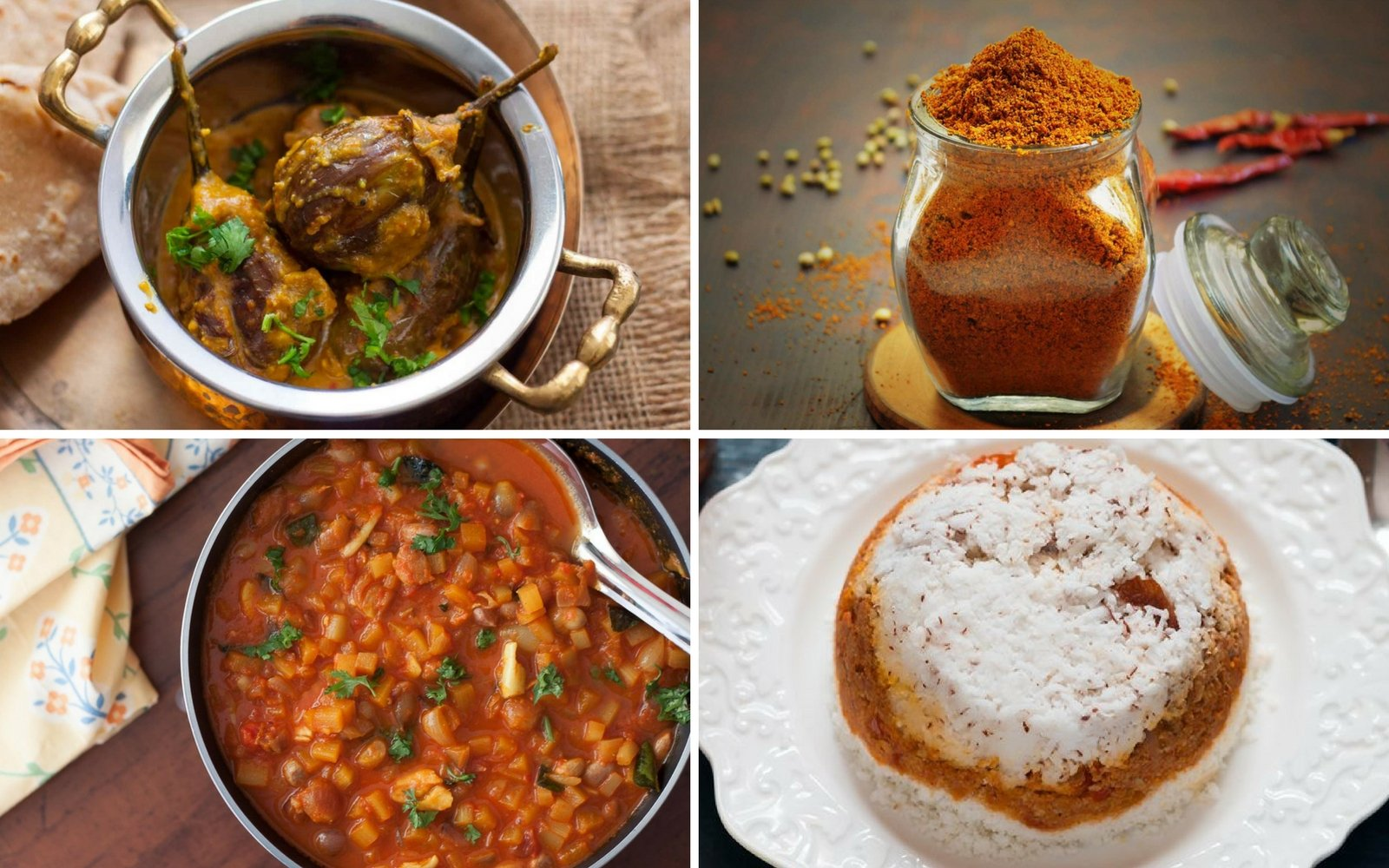 A Glimpse Into South Indian Cuisines