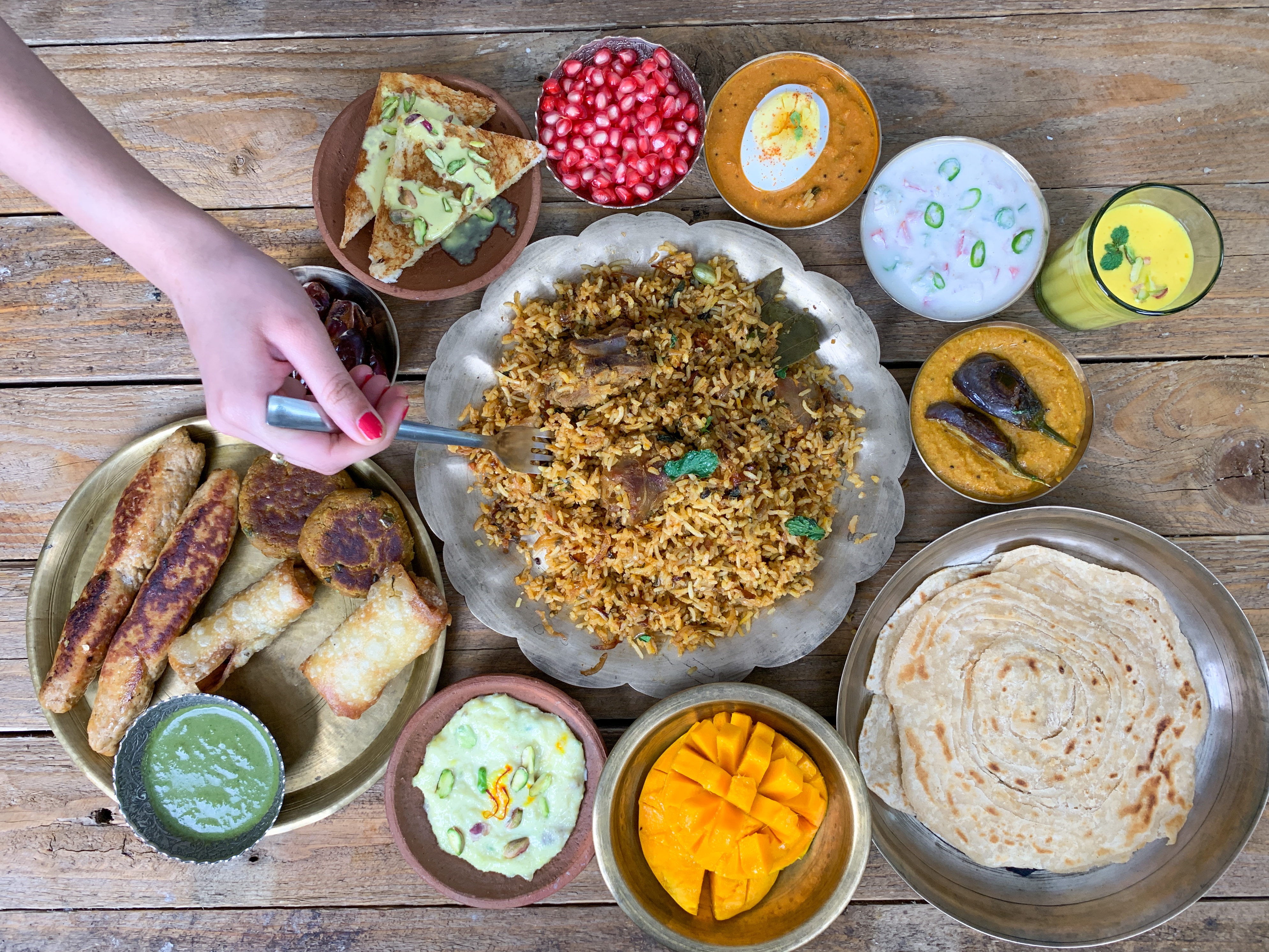 A Perfect Royal Meal That You Can Make To Celebrate Eid-ul-Fitar