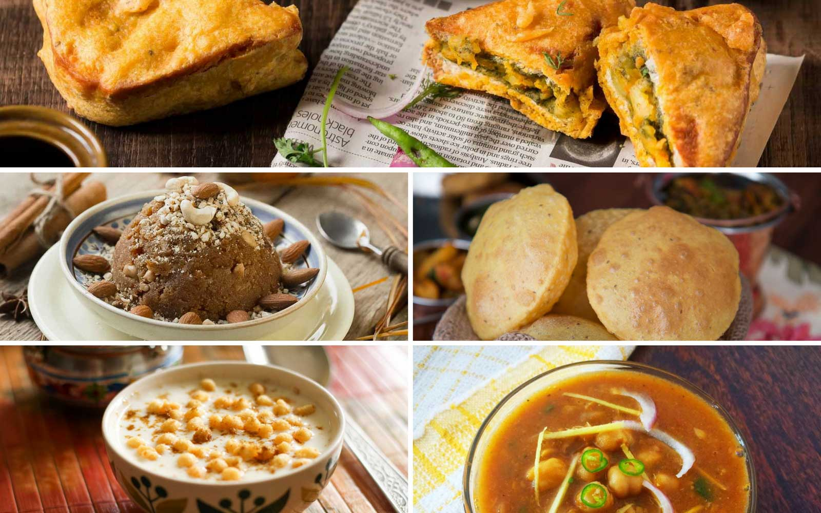 7 mouth watering recipes for your weekend north indian breakfast