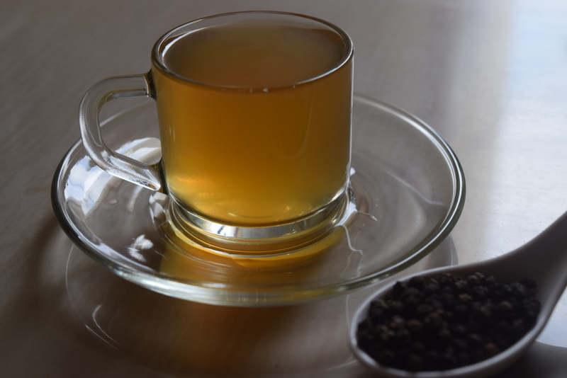 Pepper Tea Recipe - Kali Mirch Chai