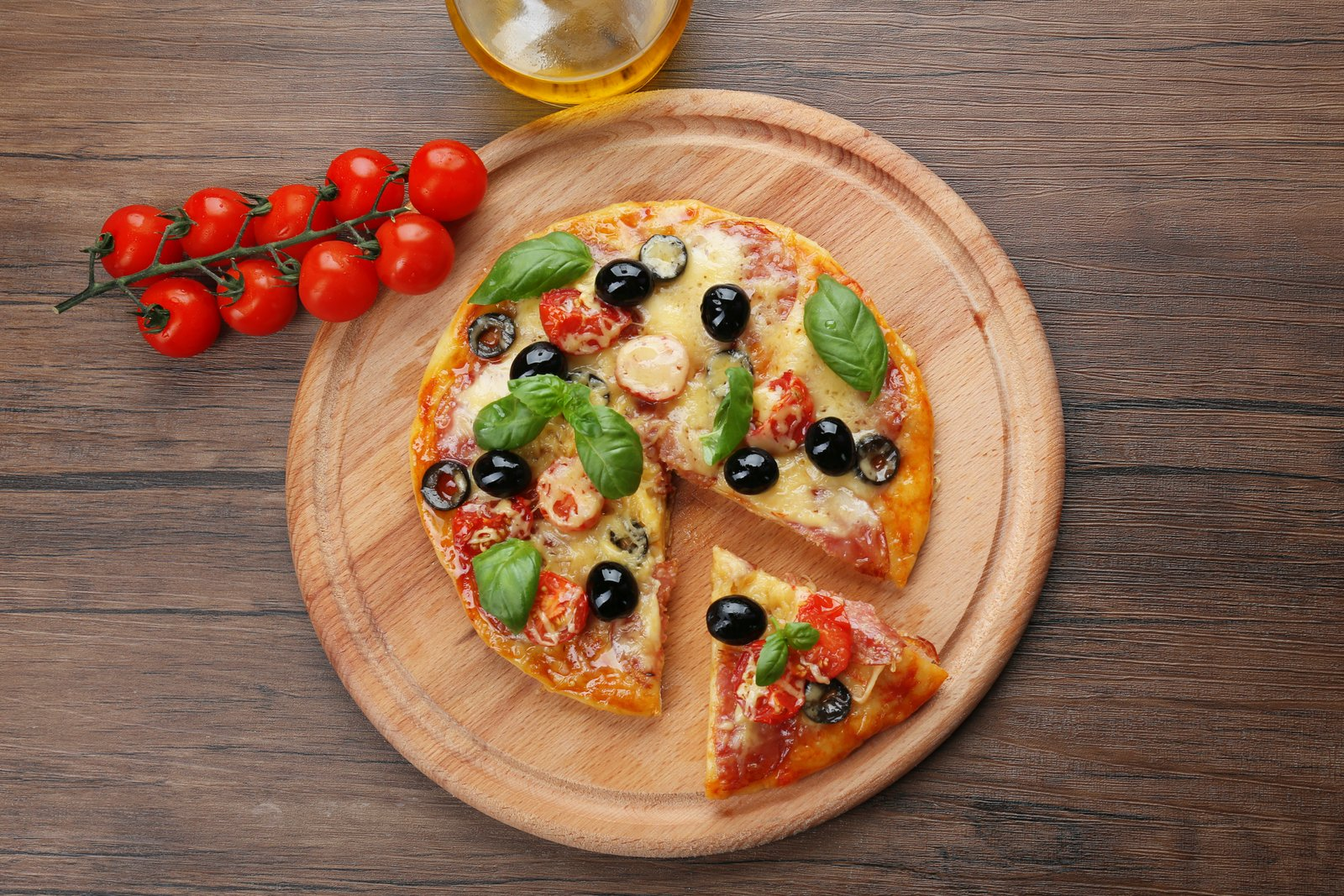 Pizza-plate