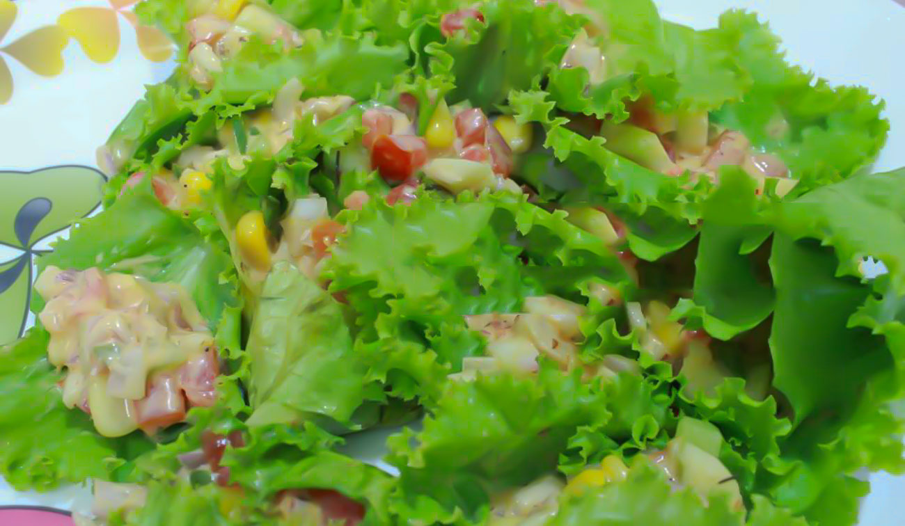 fresh garden salad recipe - Garden Salad Recipe
