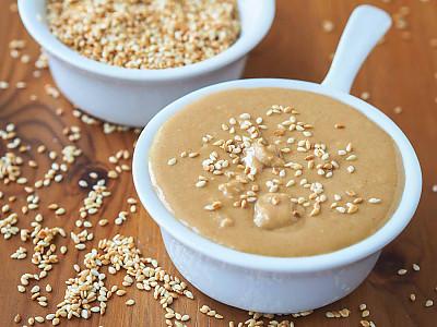 Homemade Tahini Sauce Recipe by Archana