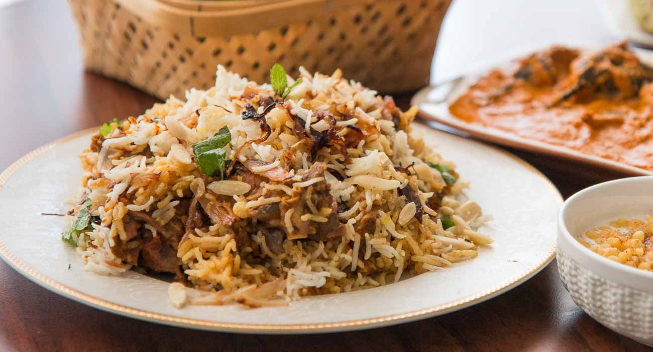 Mutton Dum Phukt Biryani Recipe 1
