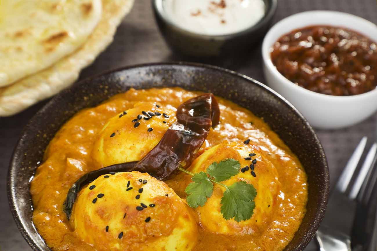quick easy egg curry recipe