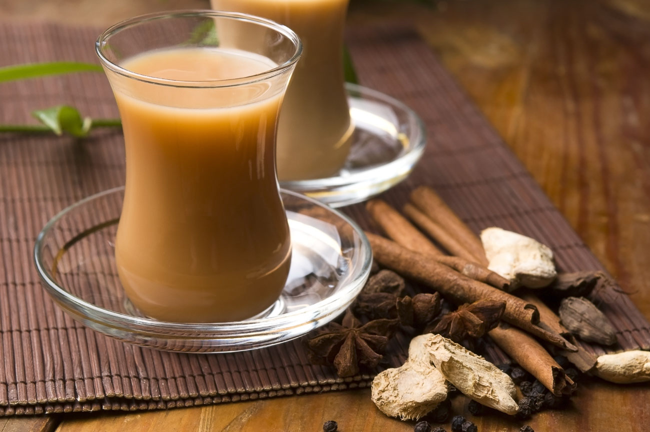 Masala Chai Recipe Indian Spiced Tea 1