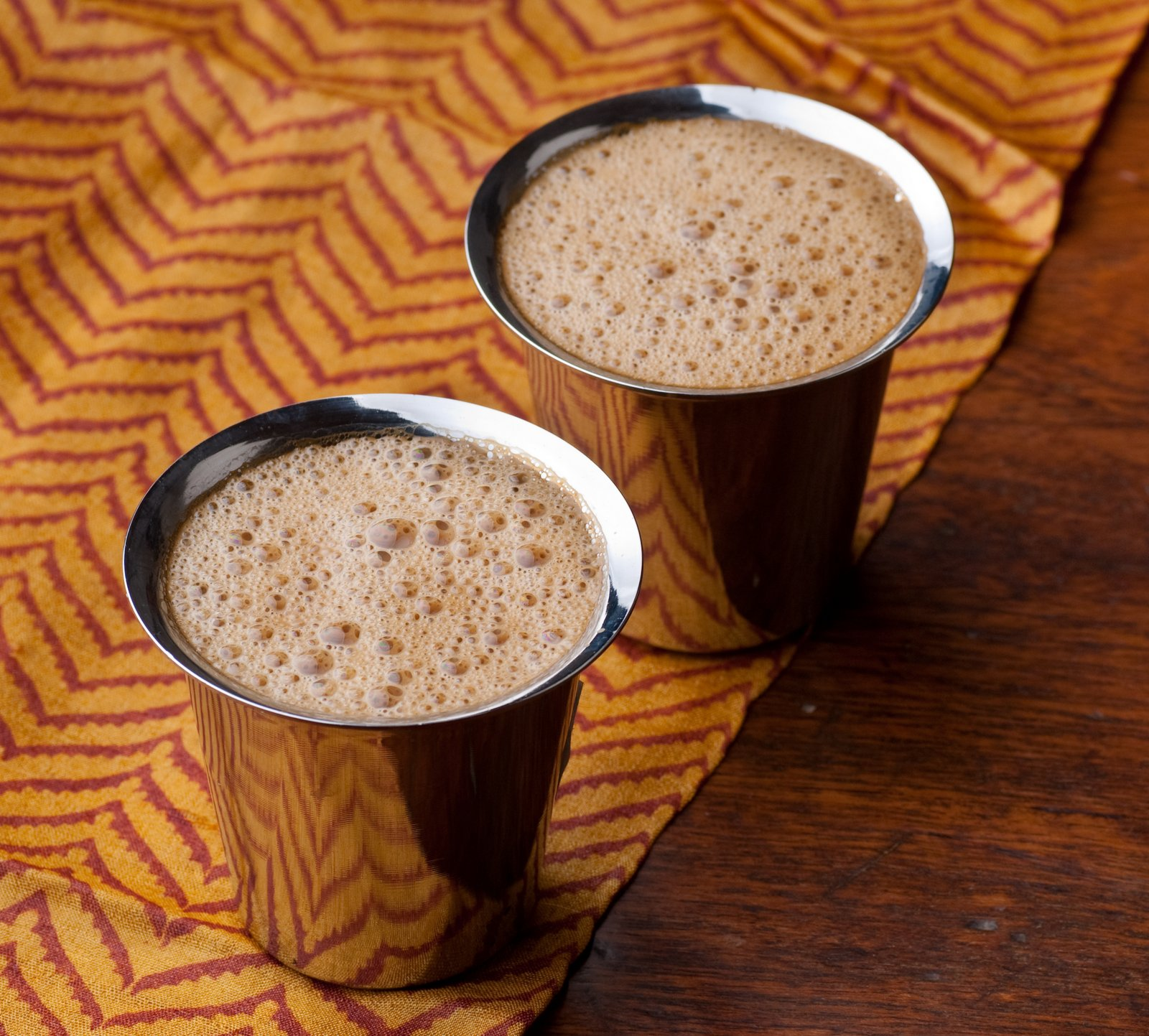 South Indian Filter Coffee Recipe With Filter Coffee Powder