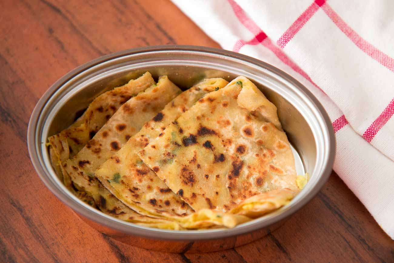 Kids Lunch With Vaya Aloo Paratha 2 2