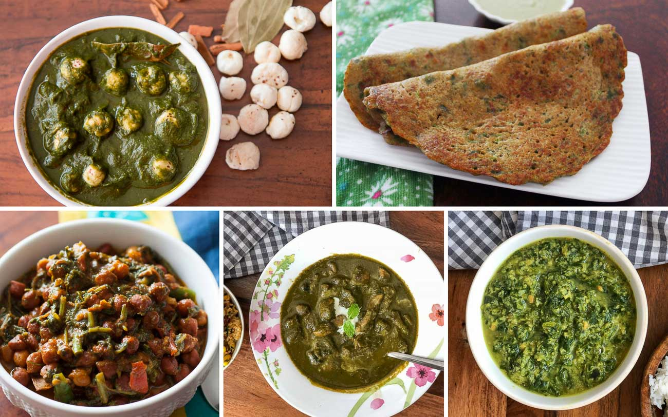 54 indian spinach recipes keerai recipes for diabetes by archanas 54 indian spinach recipes keerai recipes for diabetes forumfinder Images