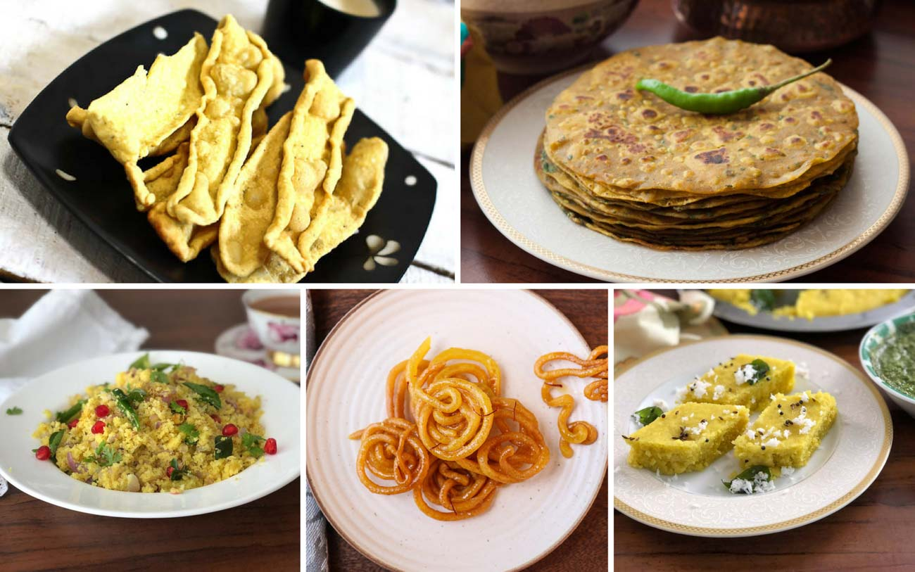 66 Gujarati Breakfast Recipes You Will Absolutely Love by Archana's