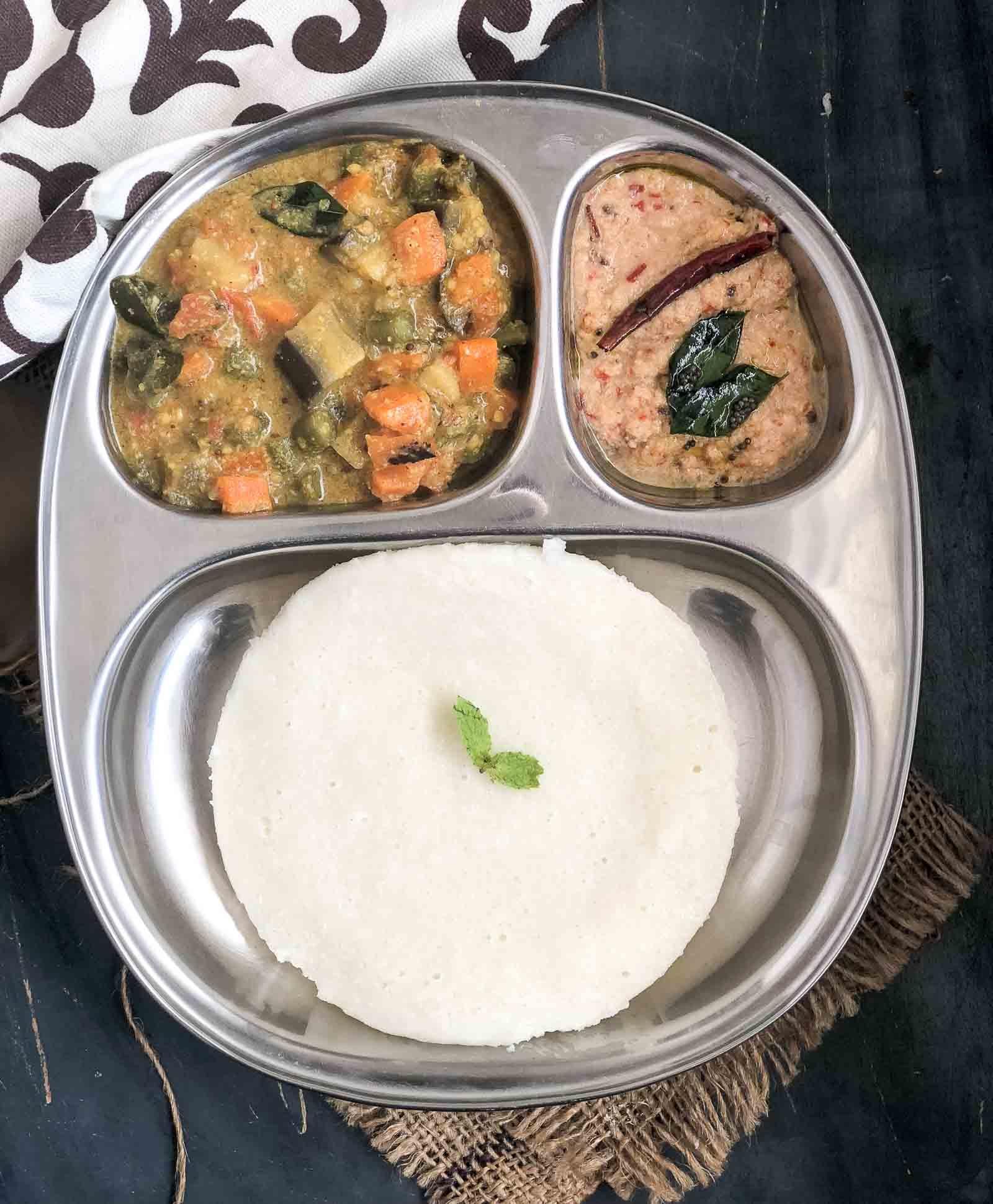 Kaveri Kitchen Menu