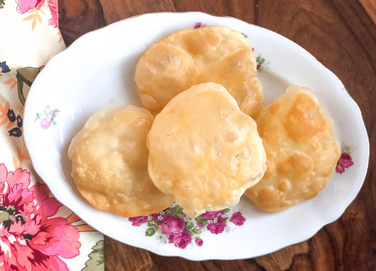 Bengali luchi recipe bengali softa maida puffed puri by archanas bengali luchi recipe bengali softa maida puffed puri forumfinder Gallery