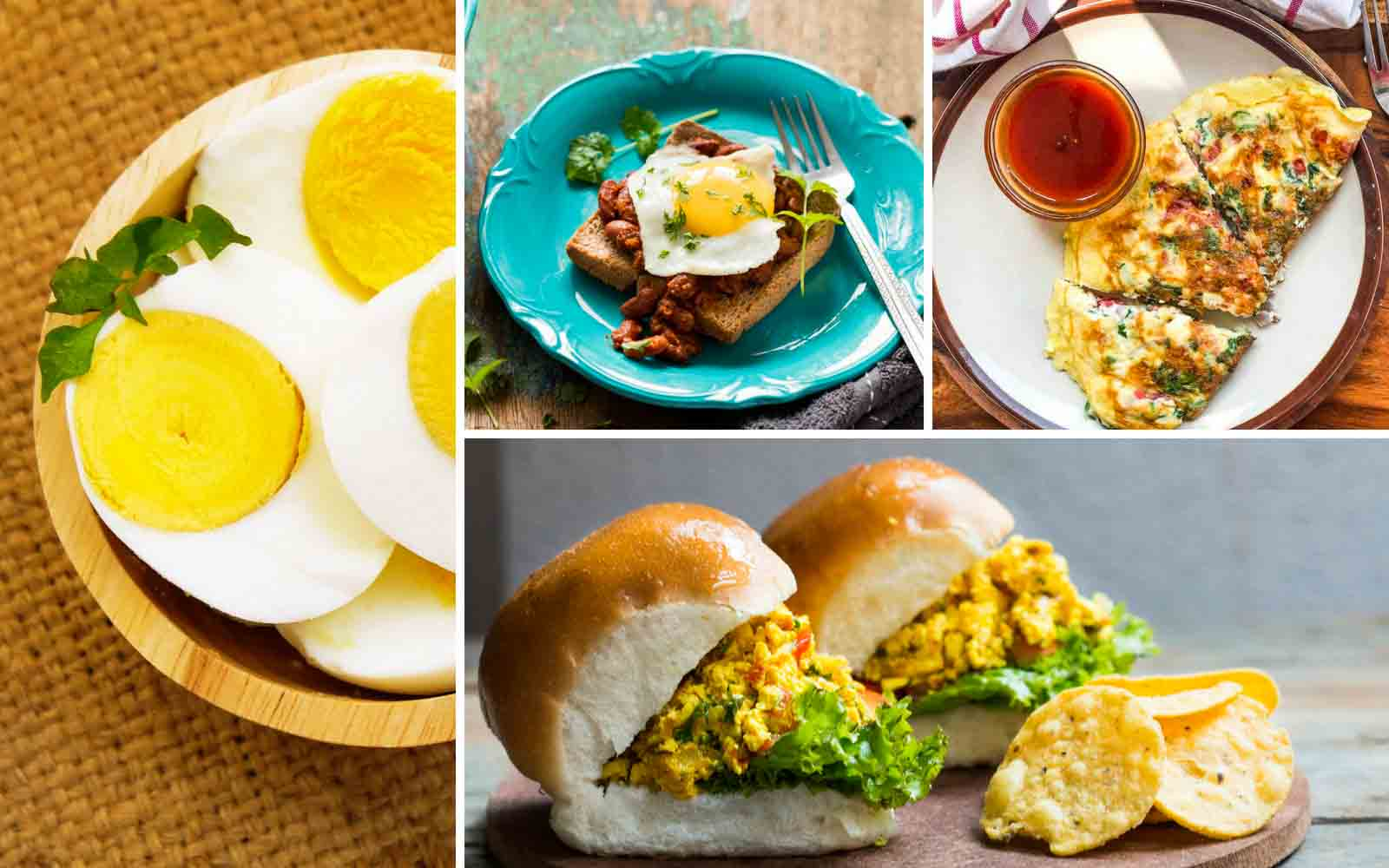 5 Ways You Can Use Eggs To Create Delicious Breakfast Meals