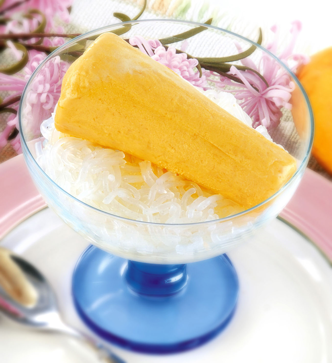 Creamy Mango Kulfi Recipe With Cream Cheese