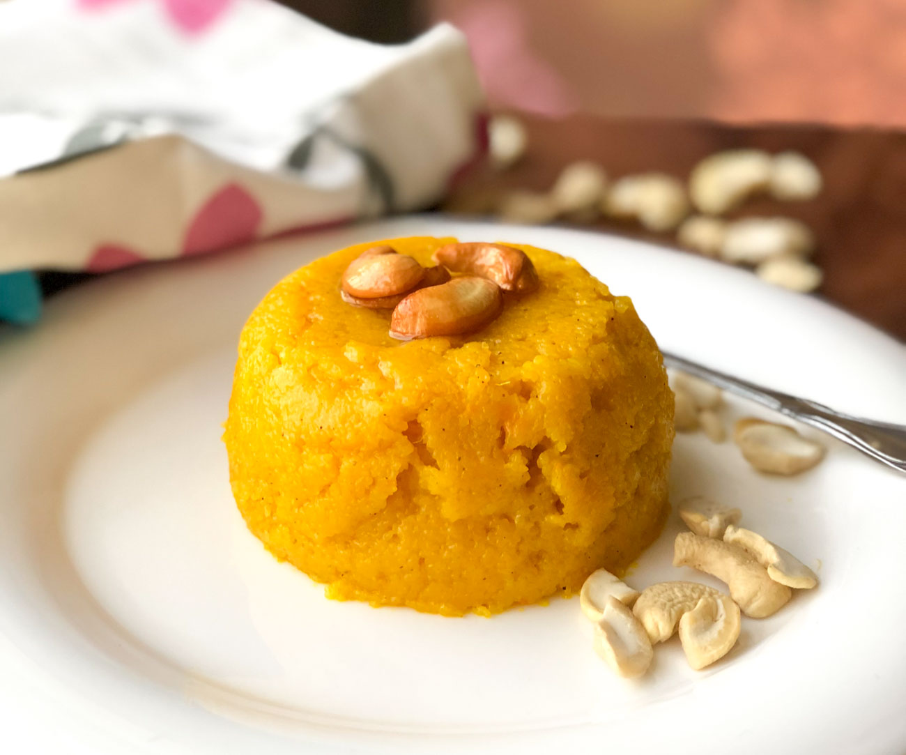 Yummy Mango Kesari at home