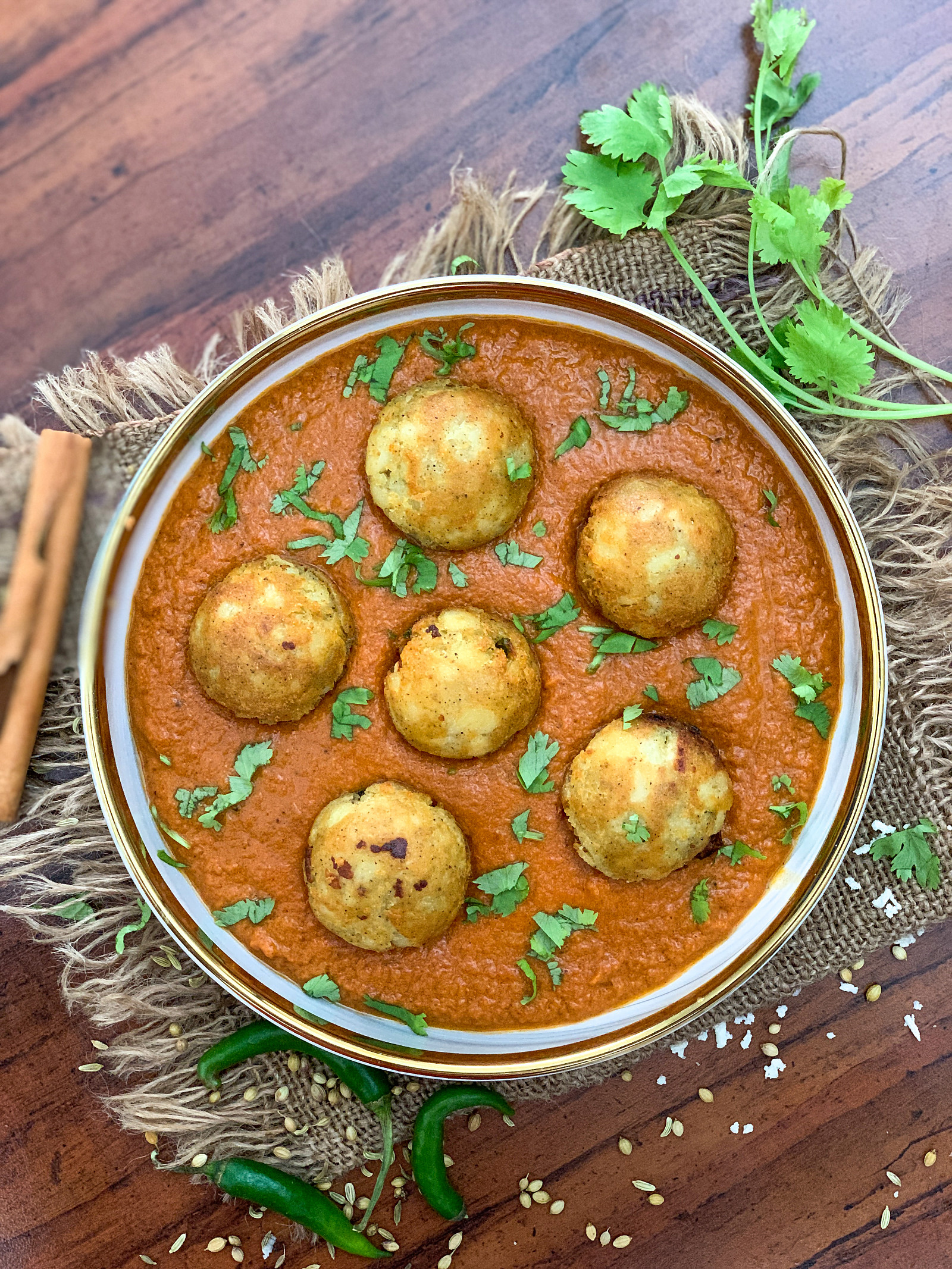 Nawabi Kofta Curry Recipe
