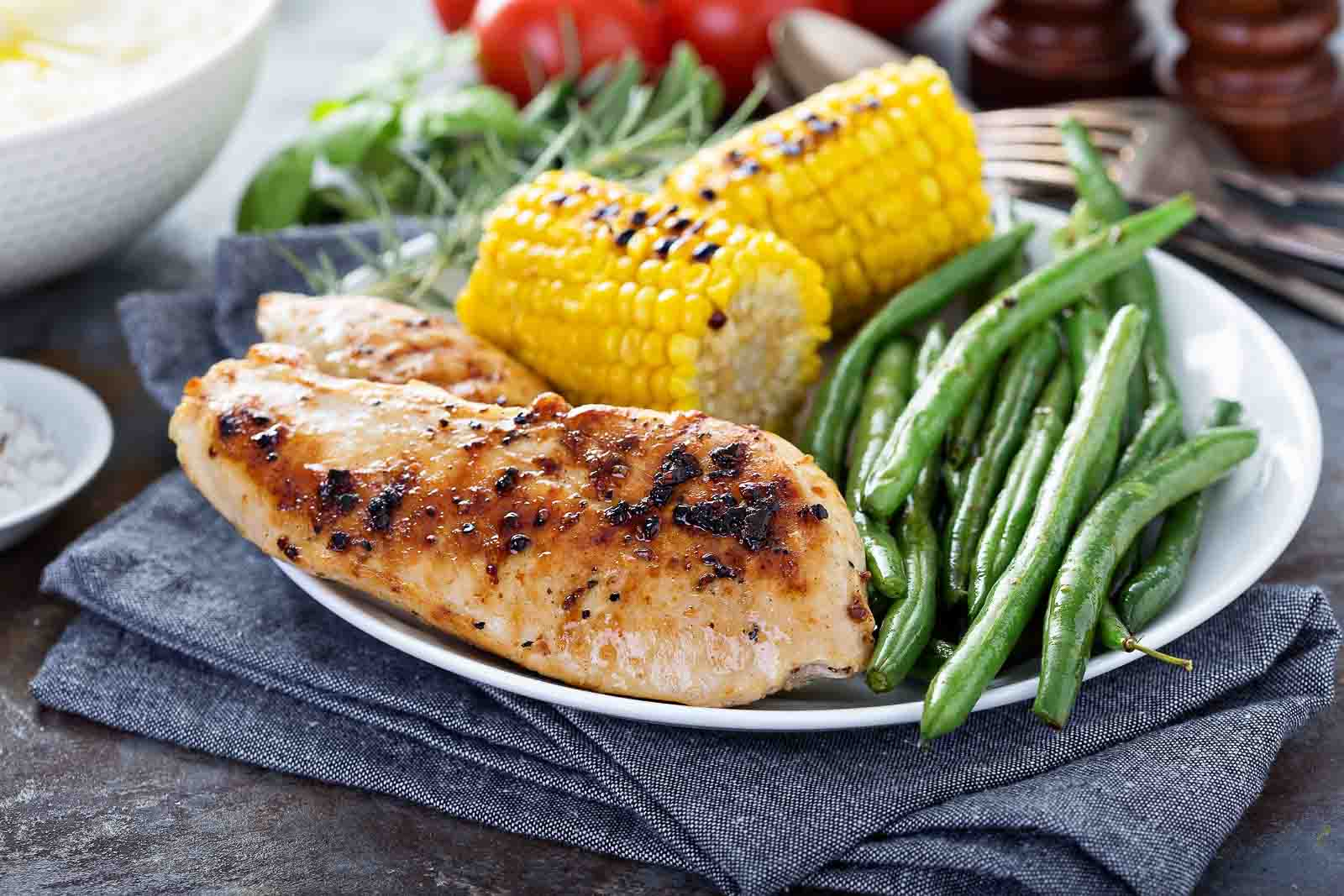Sweet Chili Lime Grilled Chicken Recipe