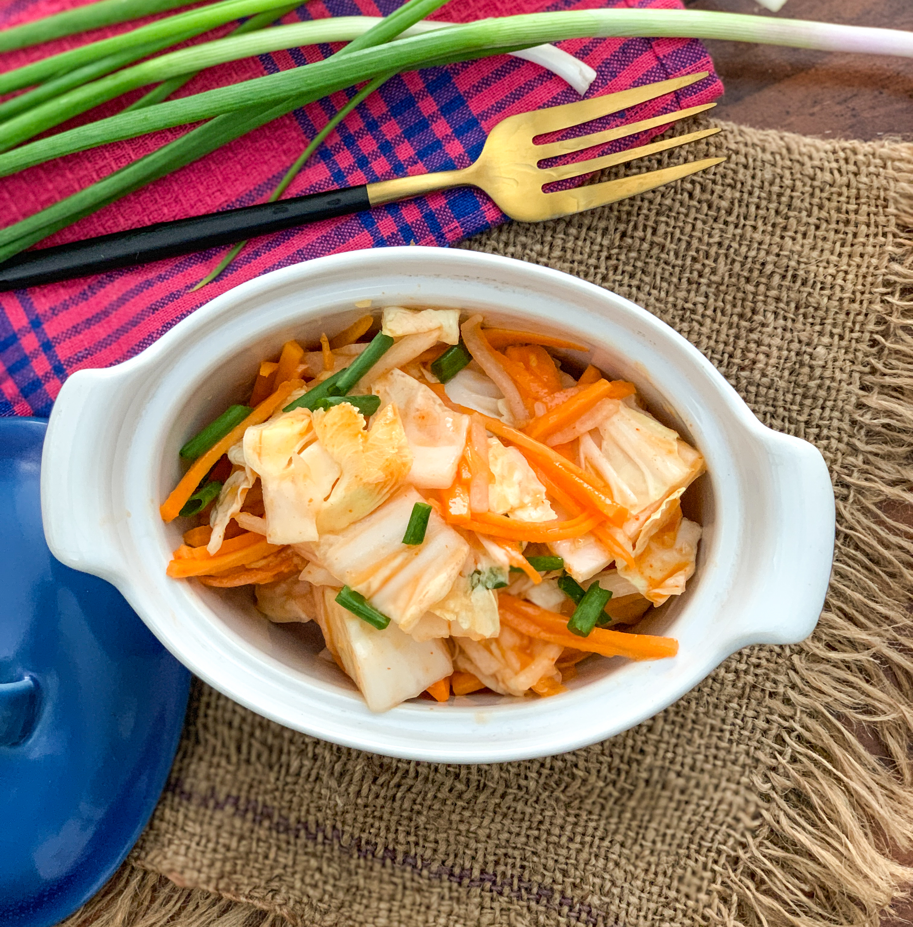 Cabbage Kimchi Recipe By Archana S Kitchen