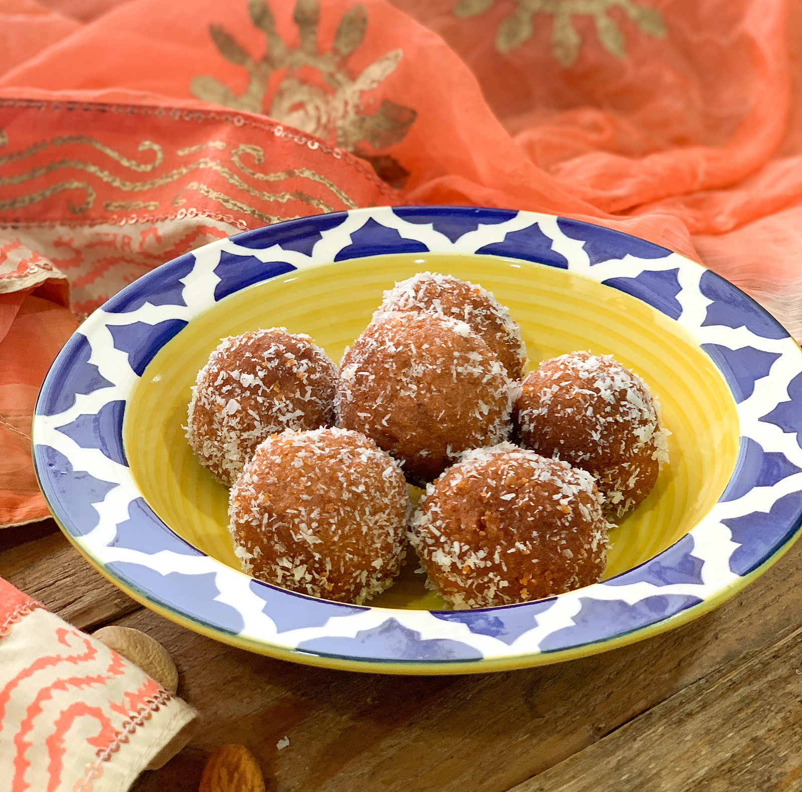 Chocolate Rava Ladoo Recipe