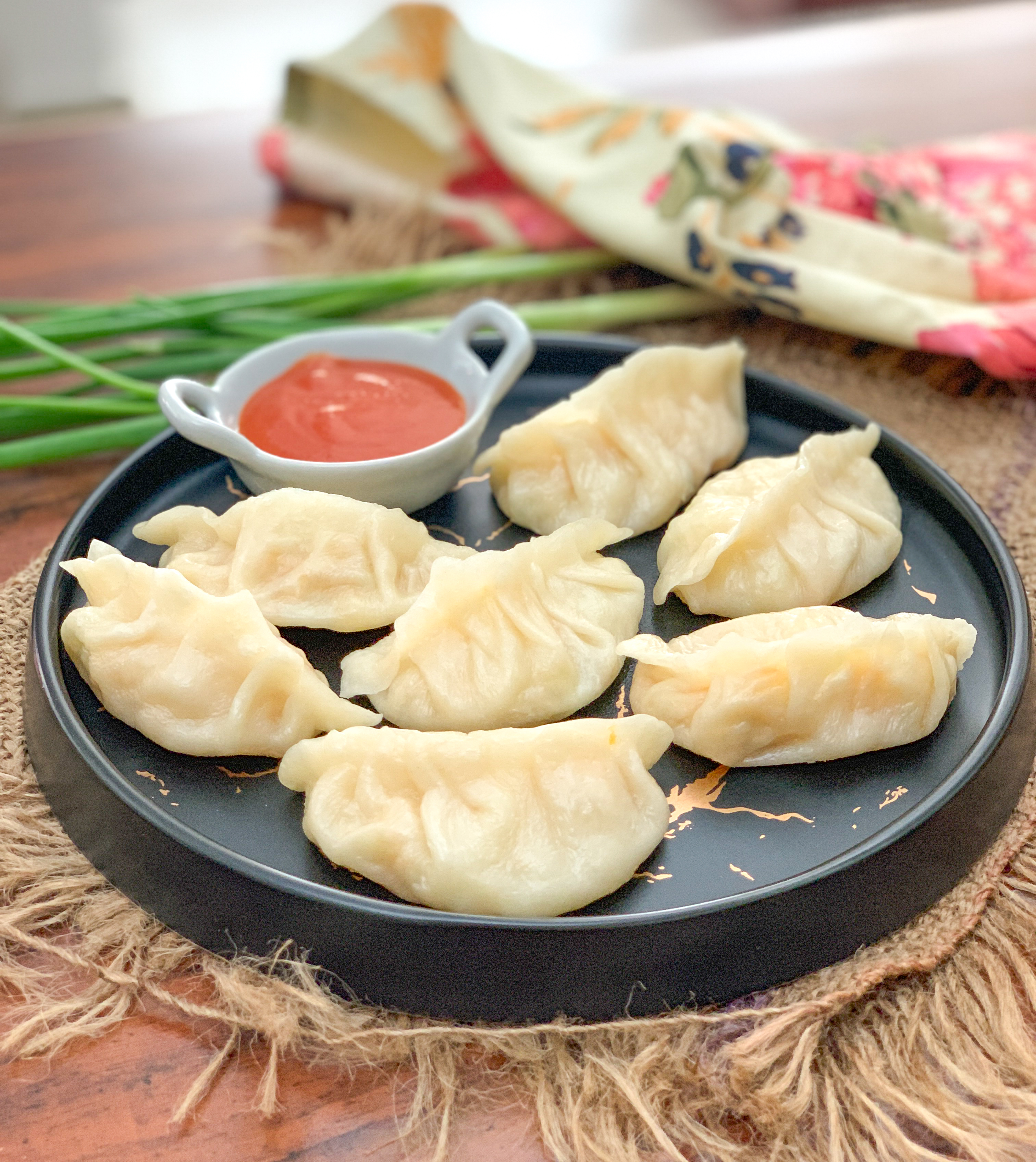 Vegetarian Momo Recipe Steamed Dumplings From North East India By Archana S Kitchen