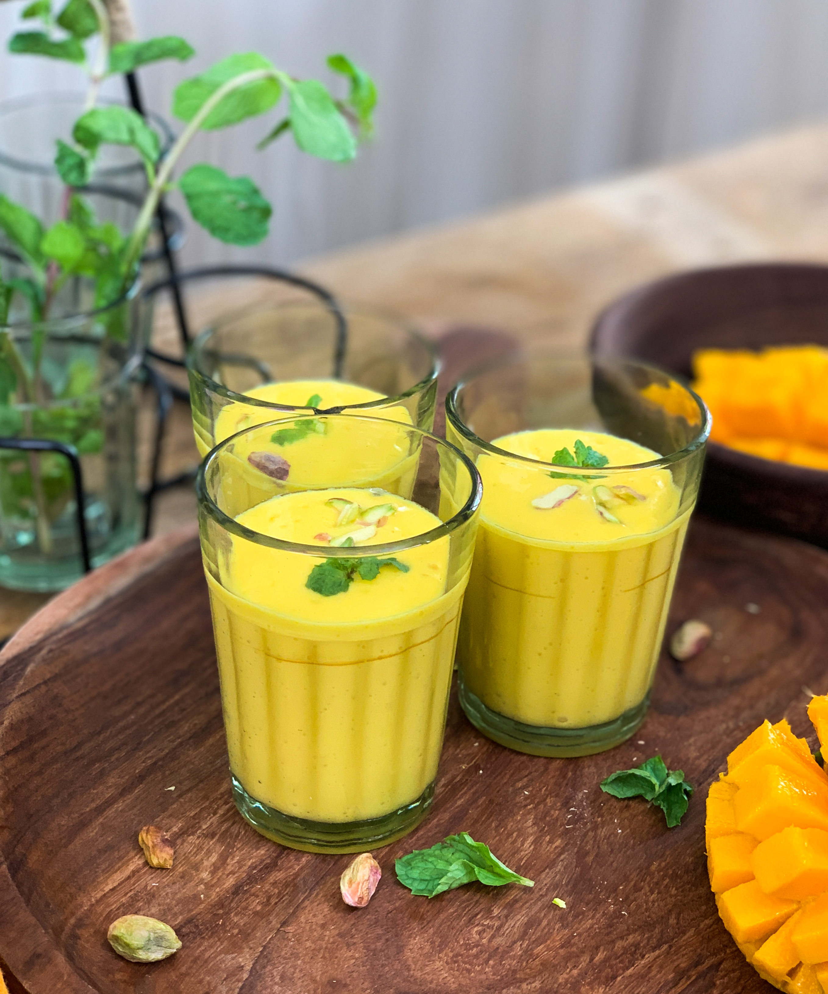 Image result for Mango Smoothie