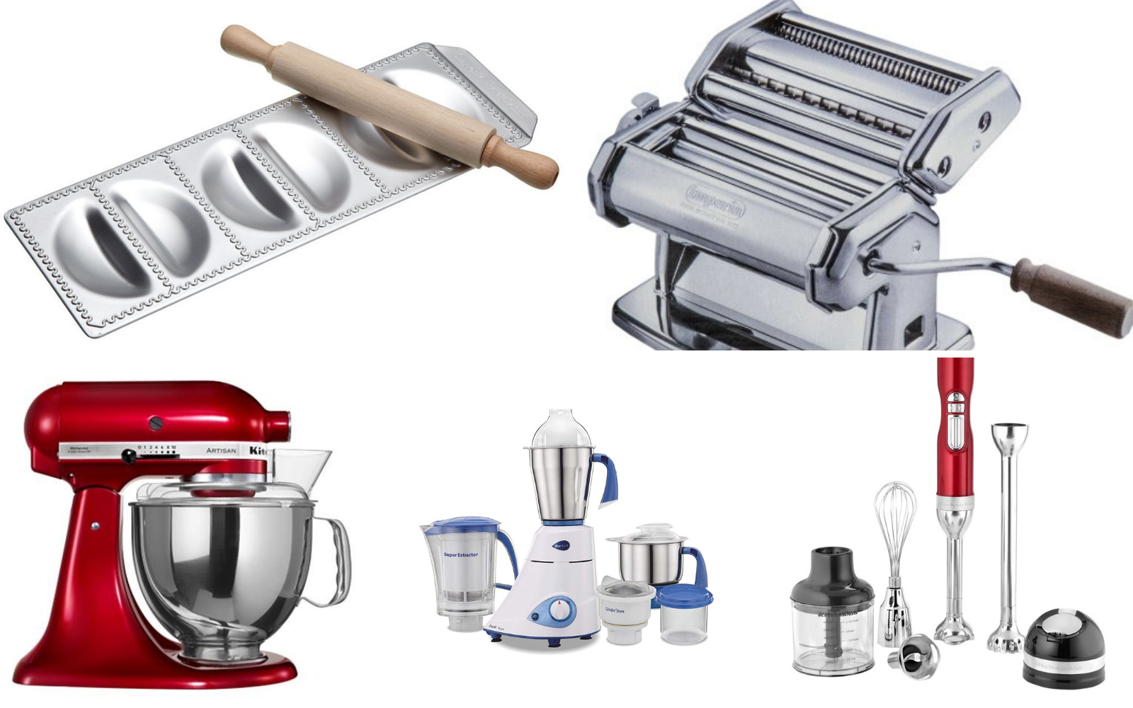 10 Basic Kitchen Appliances Every Home Needs To Have By