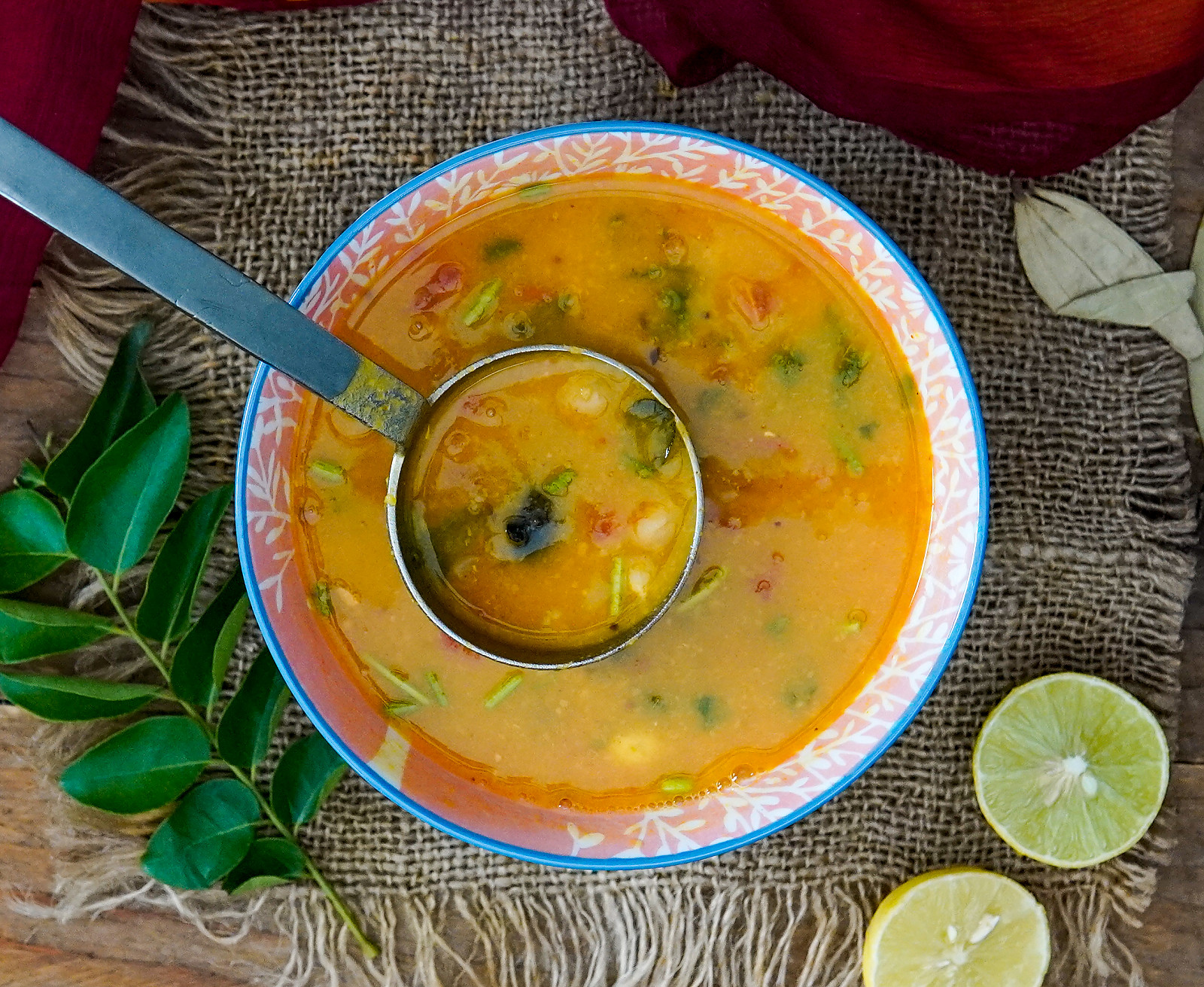 Gujarati Dal Recipe - Sweet Tangy and Spicy Dal