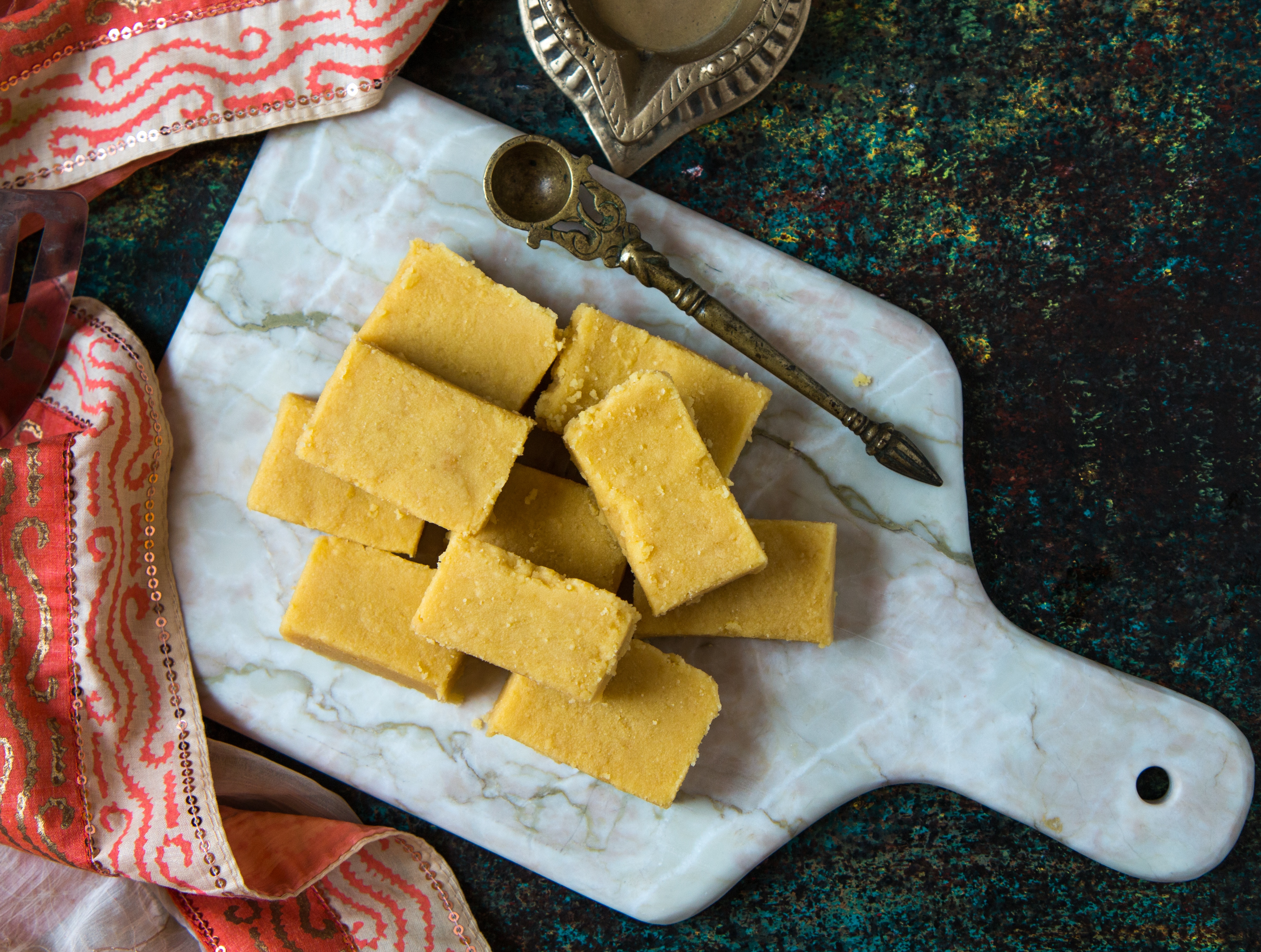 Homemade Mysore Pak Recipe Traditional Recipe Made With Ghee 26