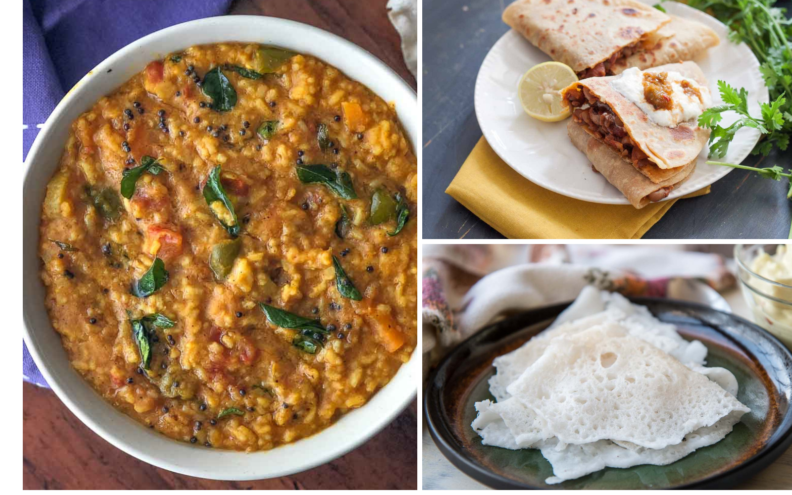 Kids Lunch box Menu Plan-One Pot Sambar Rice, Lauki Tamatar Ki Sabzi & More