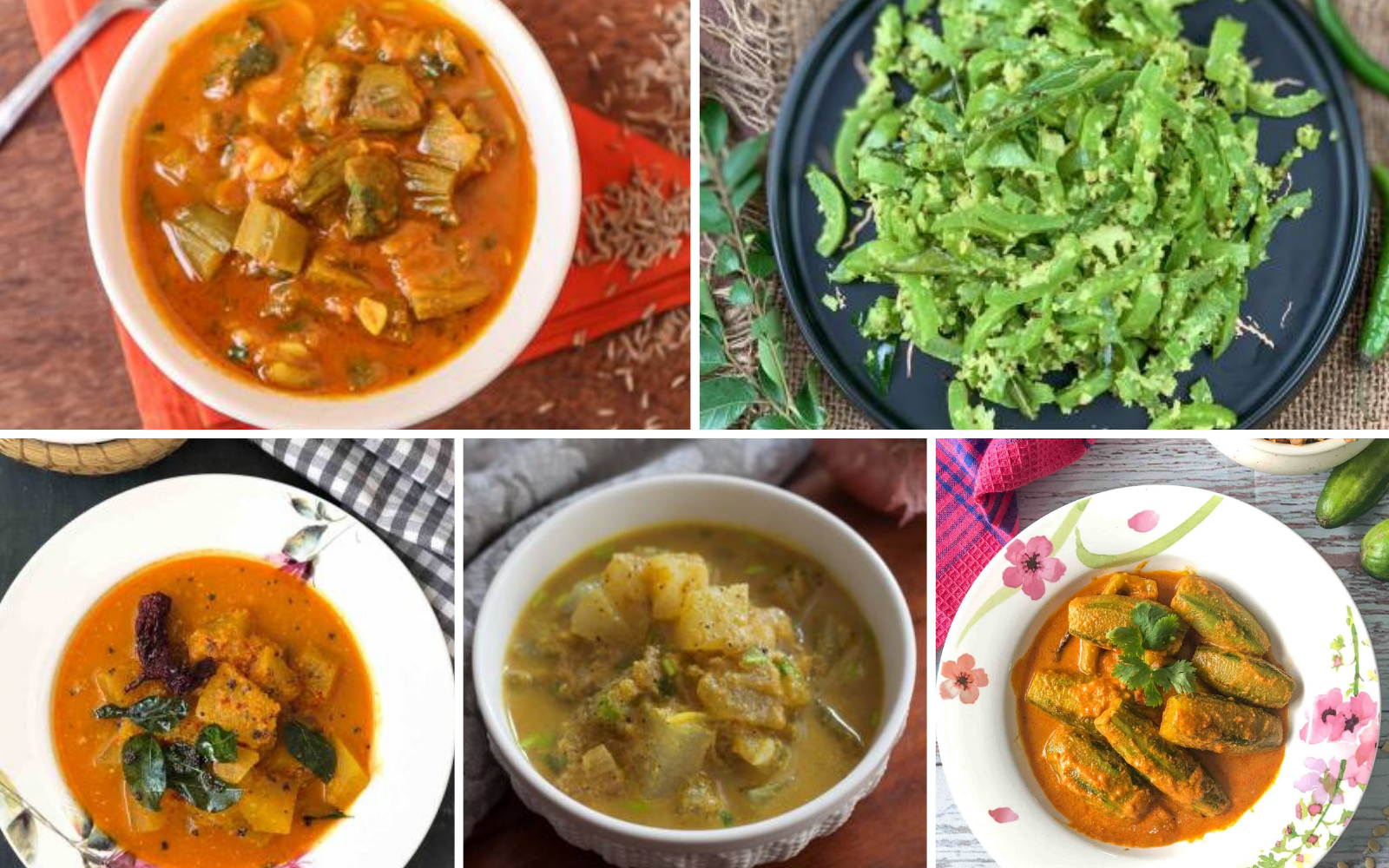 Easy Everyday Gourd Recipes That You Can Make This Summer
