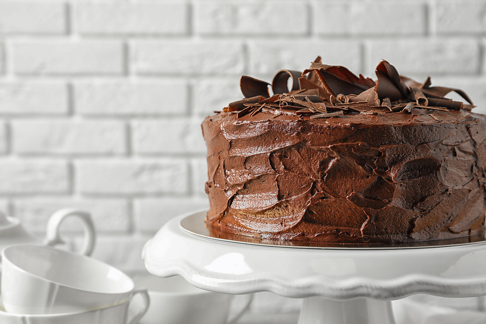 Basic Preparation Instructions for Eggless Rich Chocolate Cake Mix