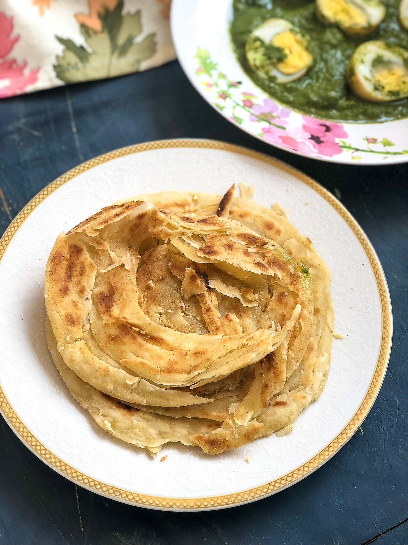 Malabar Parotta Recipe Kerala Parotta Recipe By Archana S Kitchen