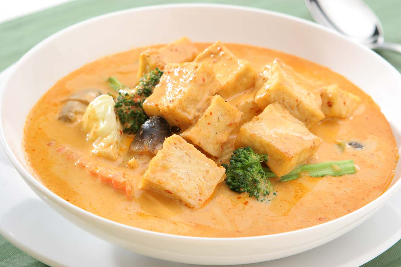 Vegetarian Thai Massaman Curry Recipe