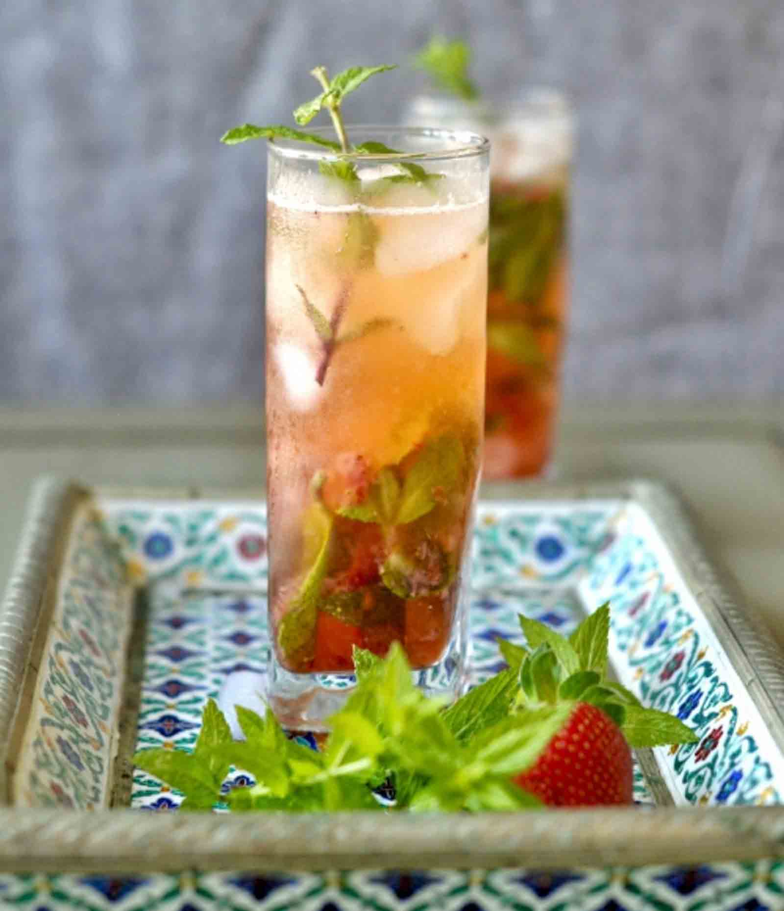 Strawberry Mojito Recipe