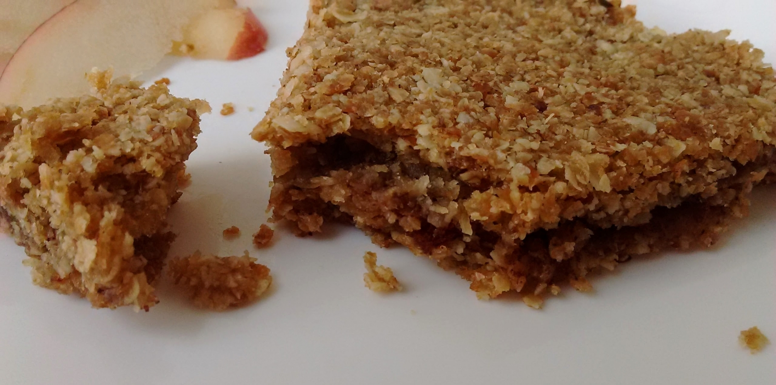 Oats And Apple Crumble Pie Recipe