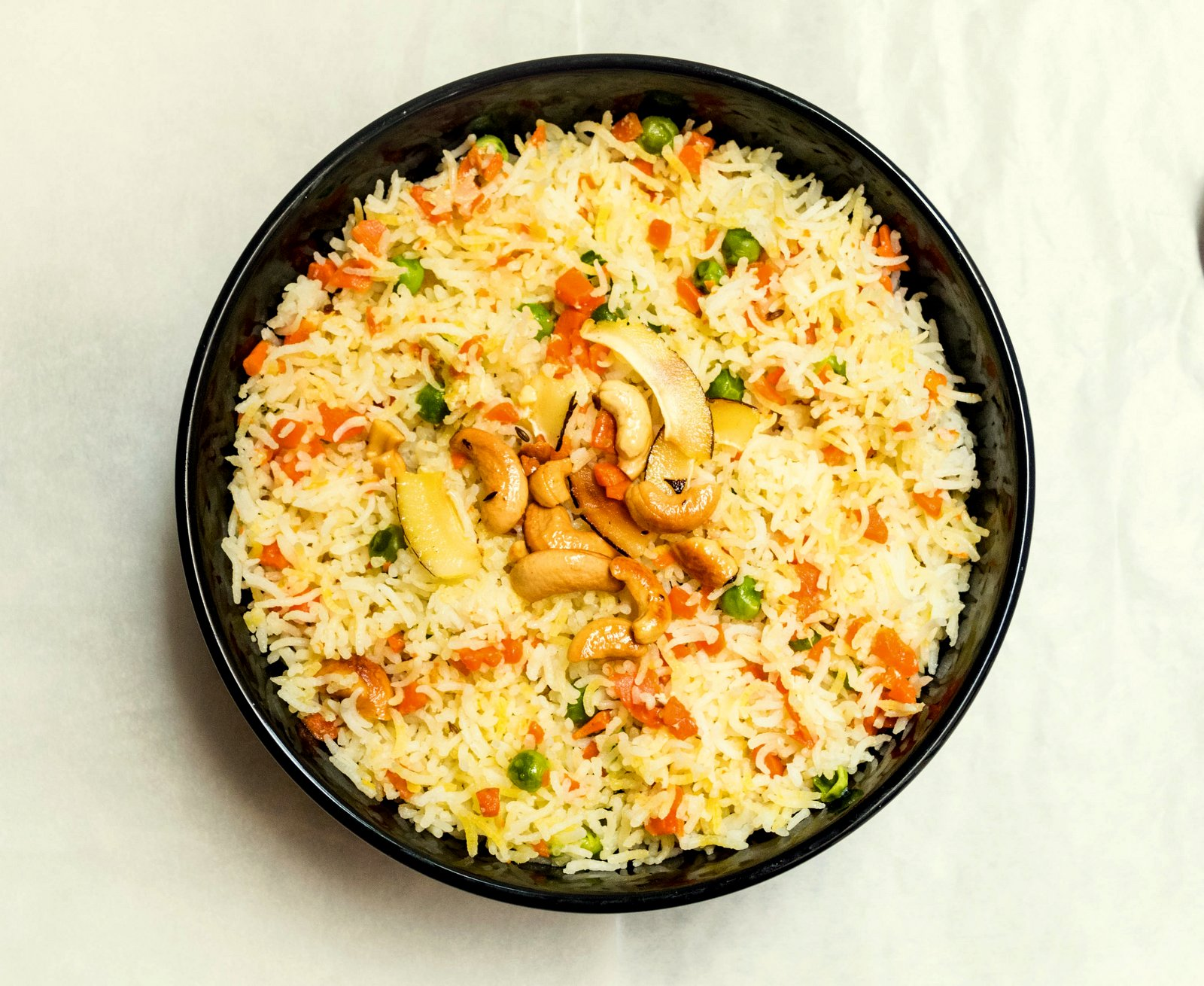 Coconut rice pulao with coconut cream recipe by archanas kitchen coconut rice pulao with coconut cream recipe ccuart Image collections