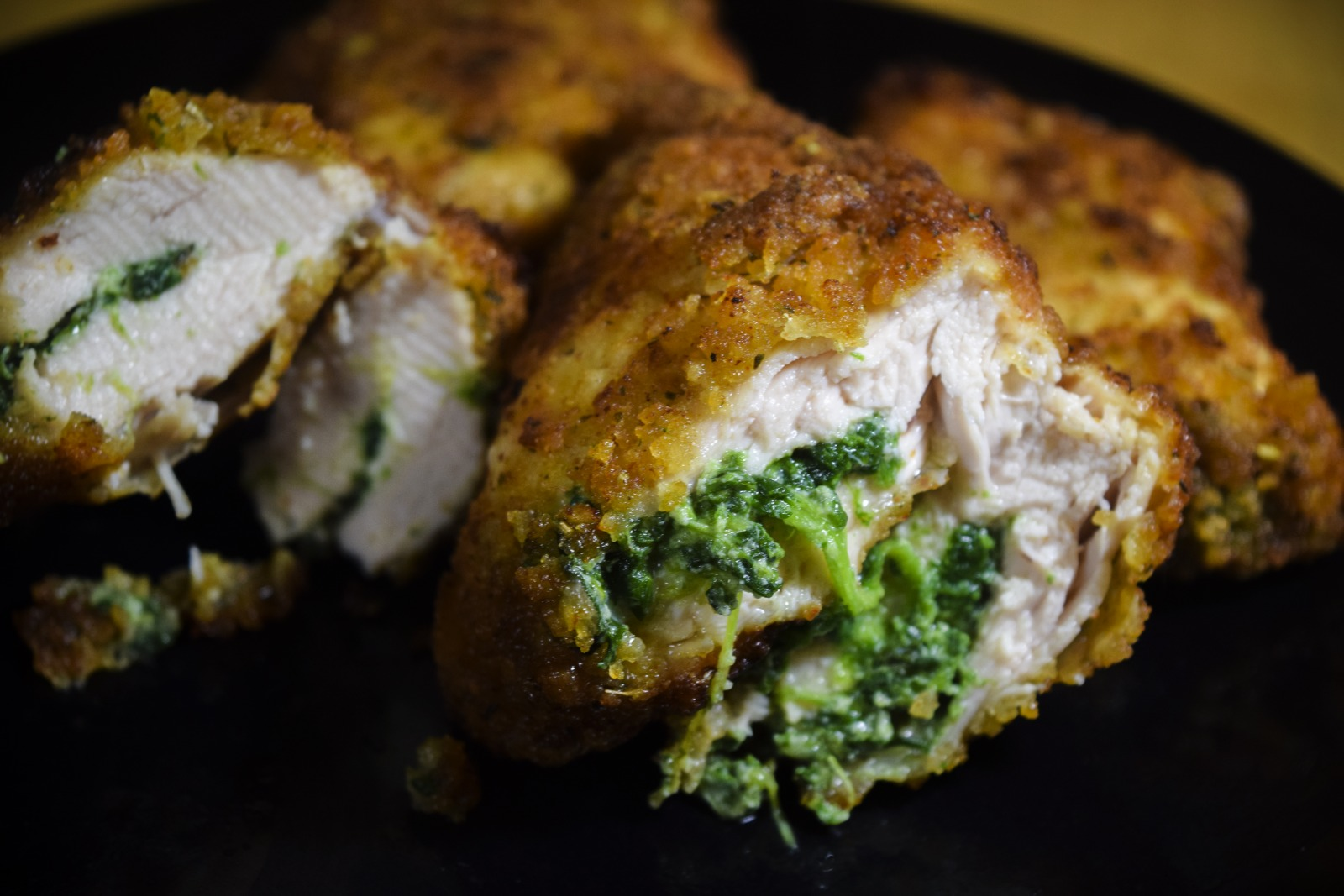Chicken Spinach And Ricotta Bombs Recipe