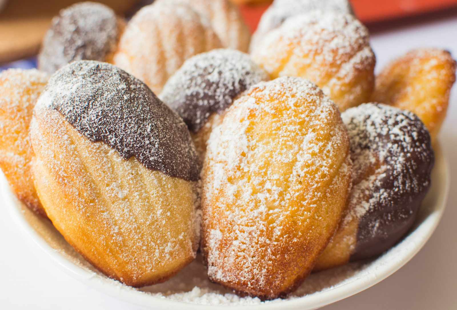 Traditional Madeleine Cake Recipes