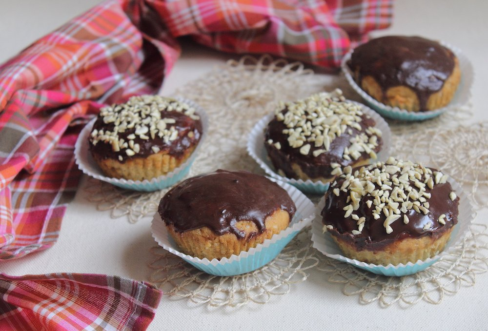 Whole Wheat Cupcakes Recipe