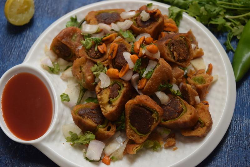 Mirchi Pakodi Recipe