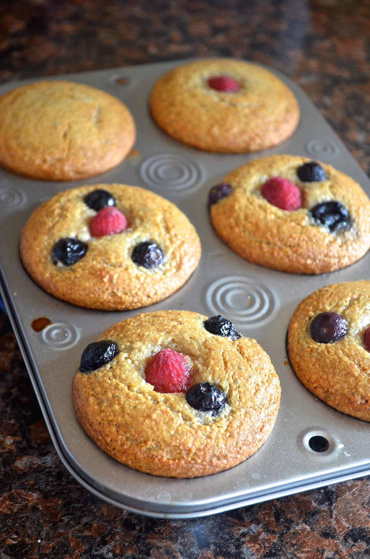 Almond Meal Muffins Recipe (Gluten Free and Grain Free)
