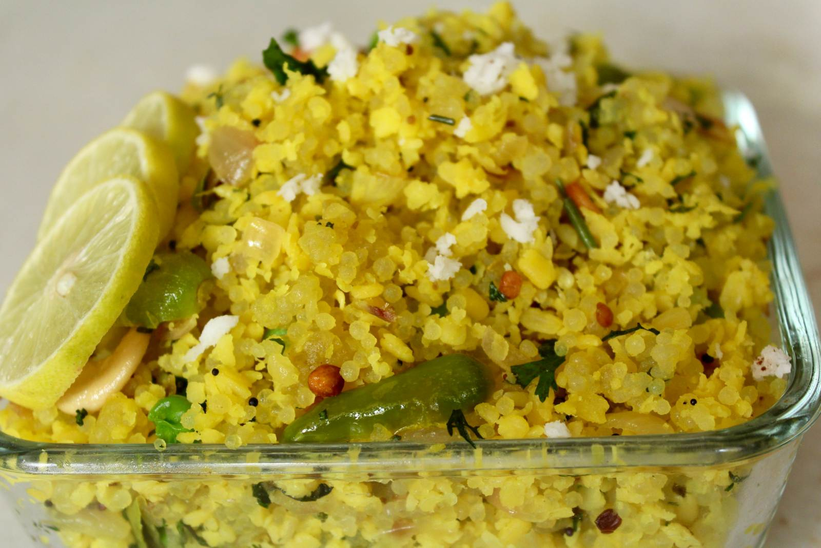 Sabakki Upittu Recipe (South Indian Style Sabudana Khichdi)