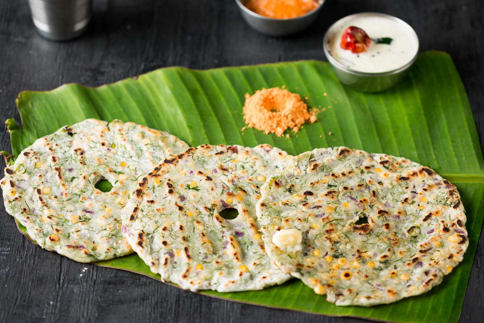 Akki Roti Recipe  - Spicy Gluten Free Rice Roti