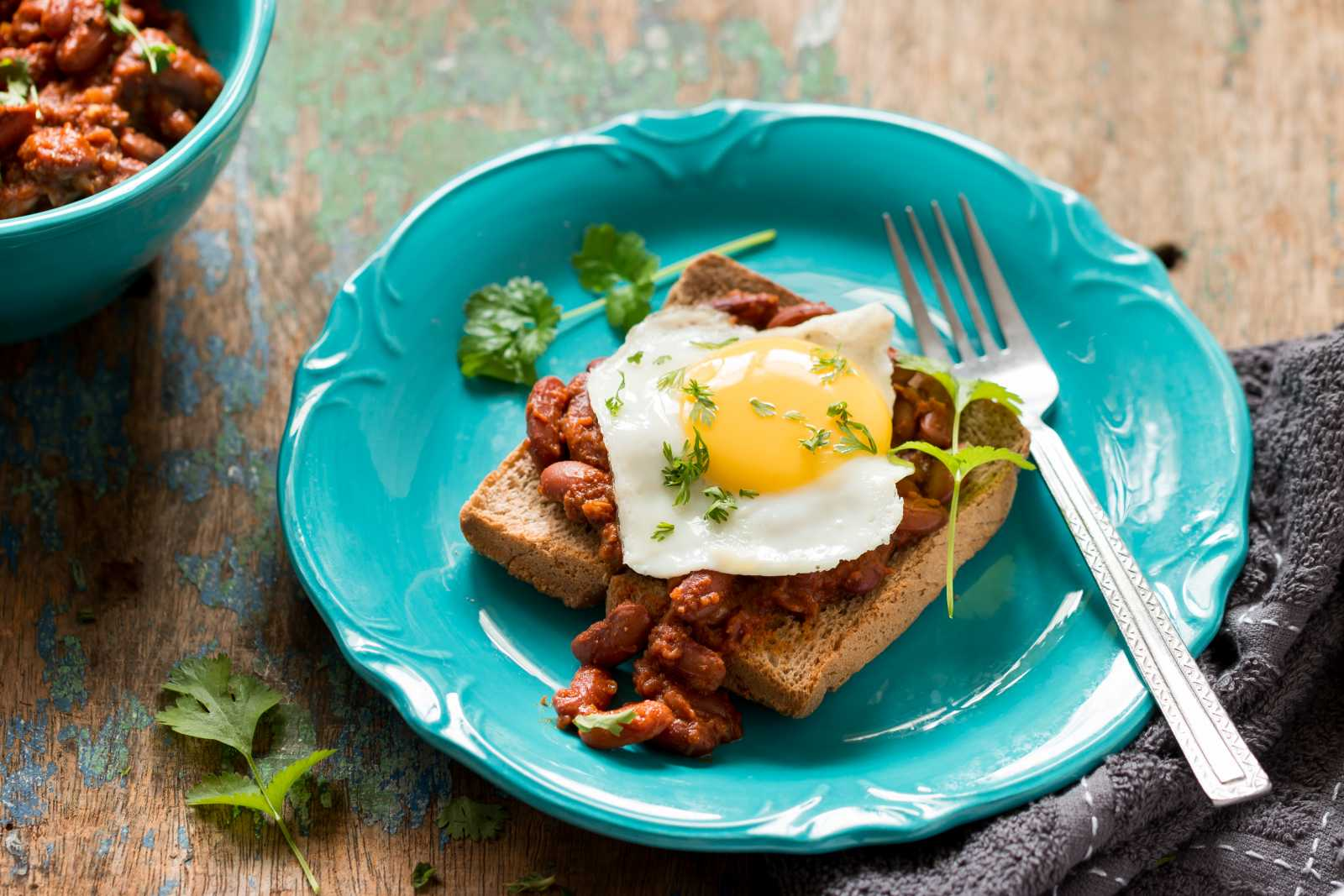 Beans On Toast Recipe