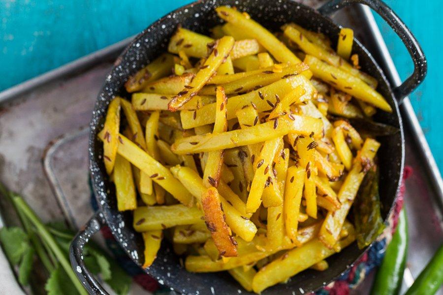 Bihari Aloo Bhujiya Recipe By Archana S Kitchen