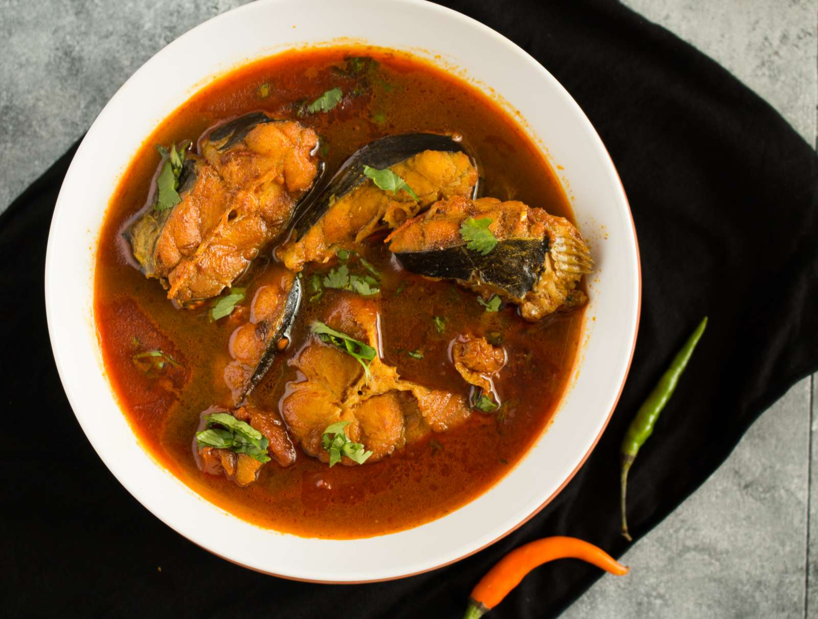 Bar Ideas For Kitchen Aar Macher Jhol Recipe Bengali Fish Curry By Archana S