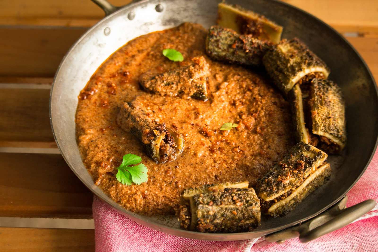 भरवा करेला मसाला रेसिपी by Archana's Kitchen
