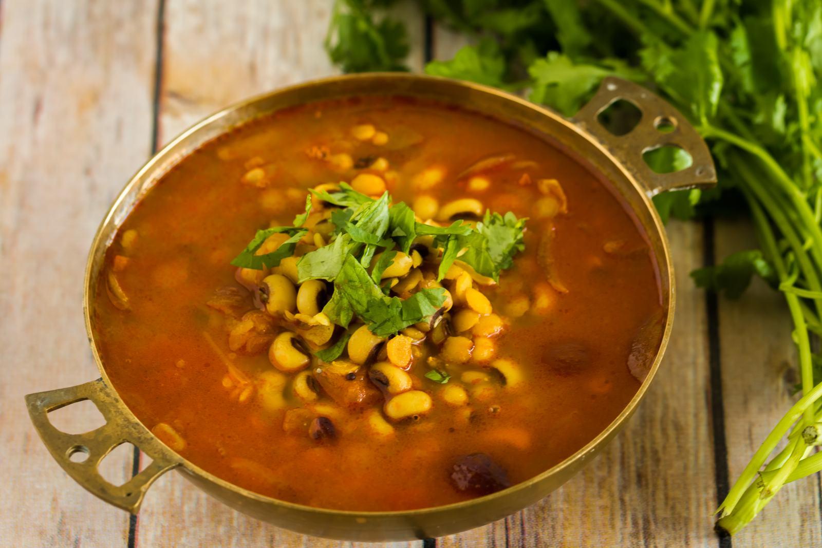 Beans koddel beans huli beans sambar recipe