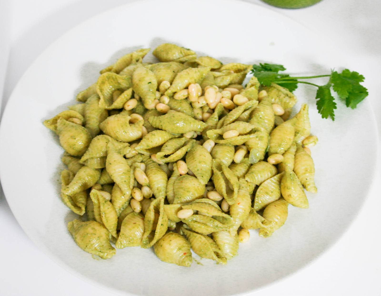 White Bean Pasta Recipe
