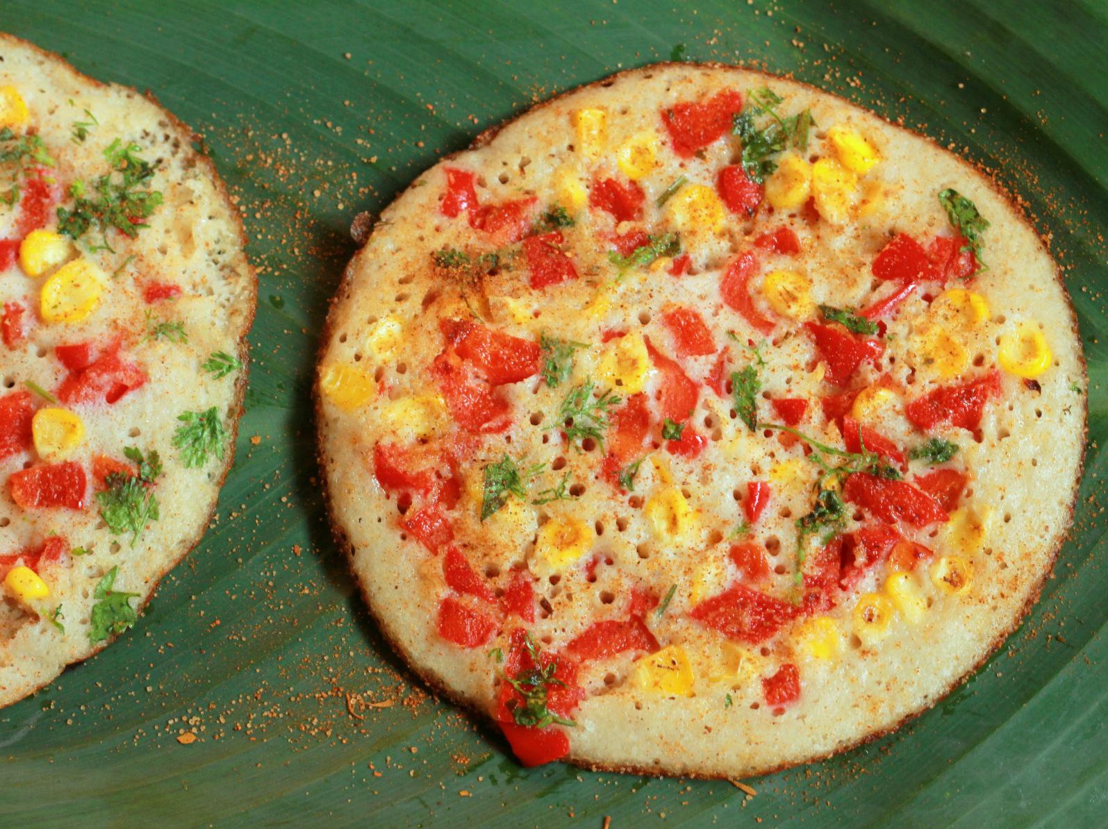 Maharashtrian vegetable amboli recipe savory lentil pancake topped maharashtrian vegetable amboli recipe savory lentil pancake topped with vegetables forumfinder Image collections